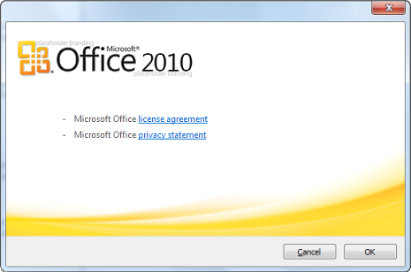 Microsoft office professional 2010 license & download » ms.