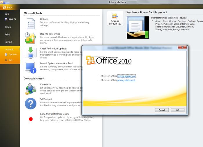 Скачать Microsoft Office 2010 Professional (Portable) бесплатно. Microsoft