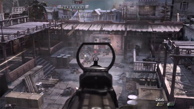 Modern Warfare 3 review: repacked, recycled and routine - Neowin
