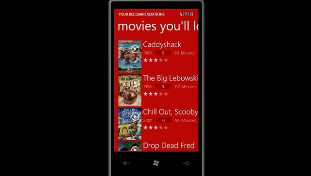 Microsoft shows off Windows Phone 7 third party applications
