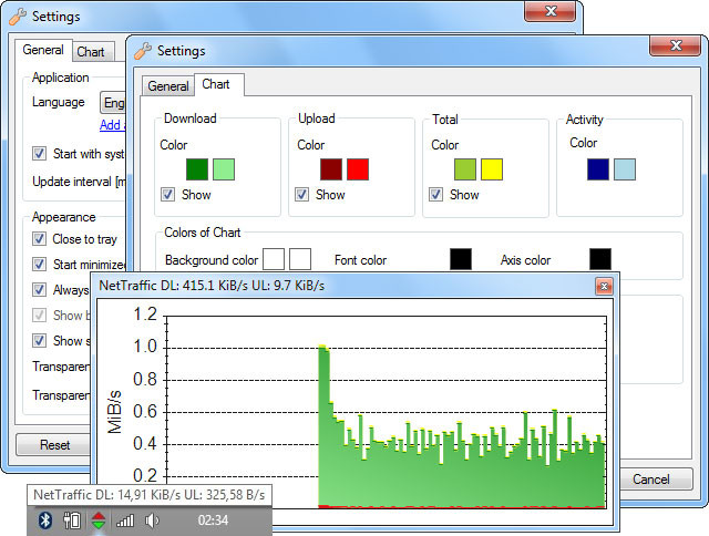 NetTraffic 1.25.5 Free Download