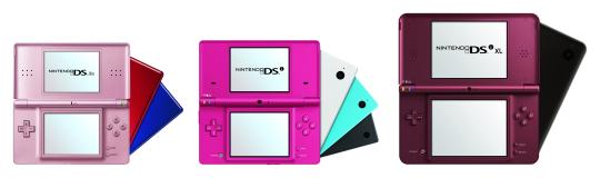 Nintendo DS line