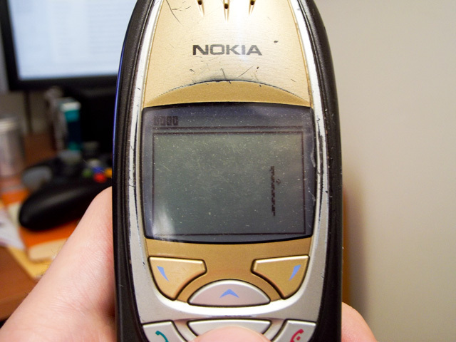 Nokia Brick Phone Snake Snake is no problem for the