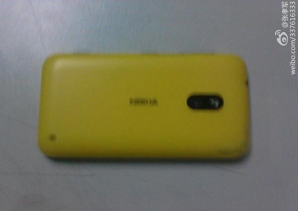 Arrow Leaked Image of Nokia Arrow Leaks