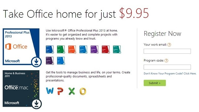 Office 2013 now available through Microsoft's Home Use ...
