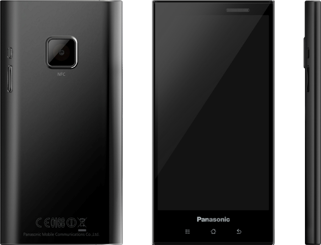 "4.3"" Android is first step in Panasonic global domination ..."