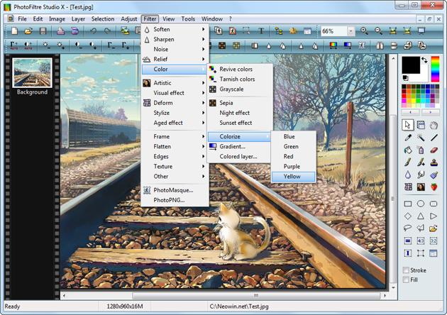 photofiltre studio x registration key free download