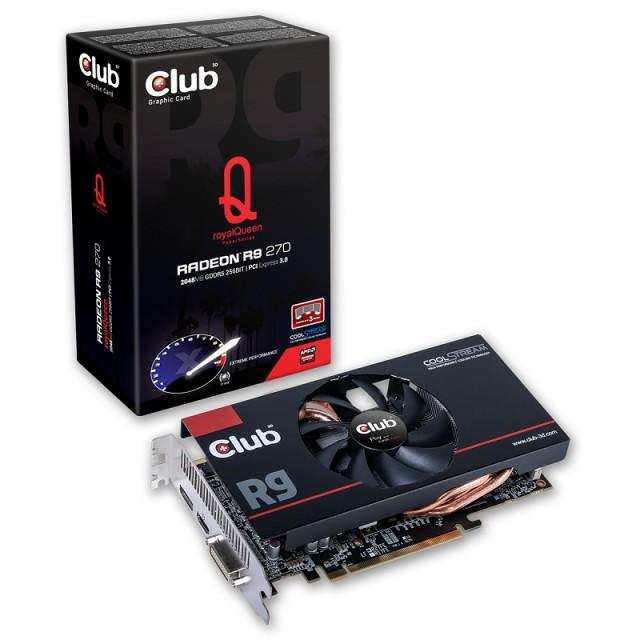 Review: Club 3D AMD R9 270 royalQueen [Update] - Neowin