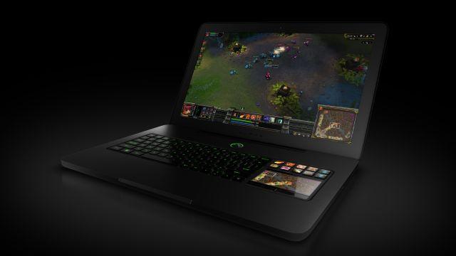 Razer reveals Blade PC gaming laptop - Neowin