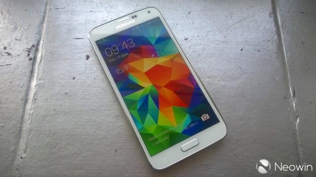 Samsung's latest Galaxy S5 includes QHD display, 3GB RAM, Snapdragon