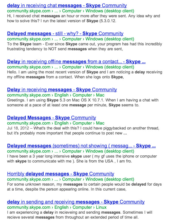 The Skype debacle: What's happening to my messages? - Neowin