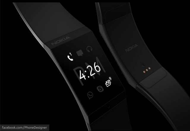 Nokia Smartwatch concept has us drooling with envy