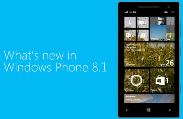 Microsoft releases new Windows Phone 8.1 videos