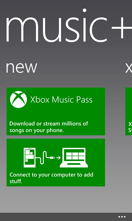 Windows Phone 8 to get bundled Xbox Music Pass Xbox Music Icon