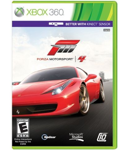Xbox One game retail case design revealed with 'Forza Motorsport 5'