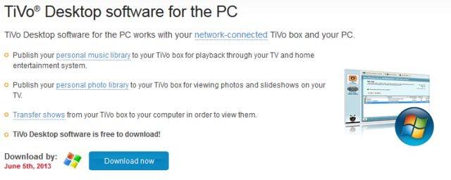 Tivo desktop plus alternatives and similar software.