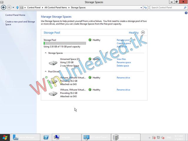 Windows Server 8 hits build 8180, new screenshots emerge