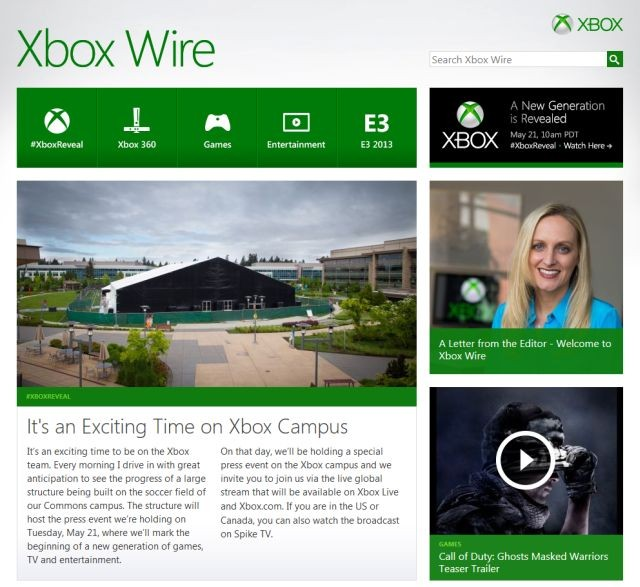 Microsoft launches Xbox Wire as official Xbox news blog - Neowin
