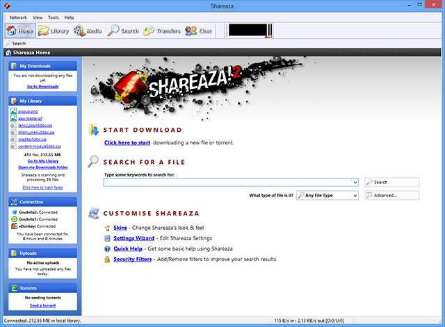 shareaza 4.0