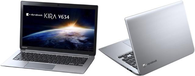 Toshiba Launches Windows 8.1