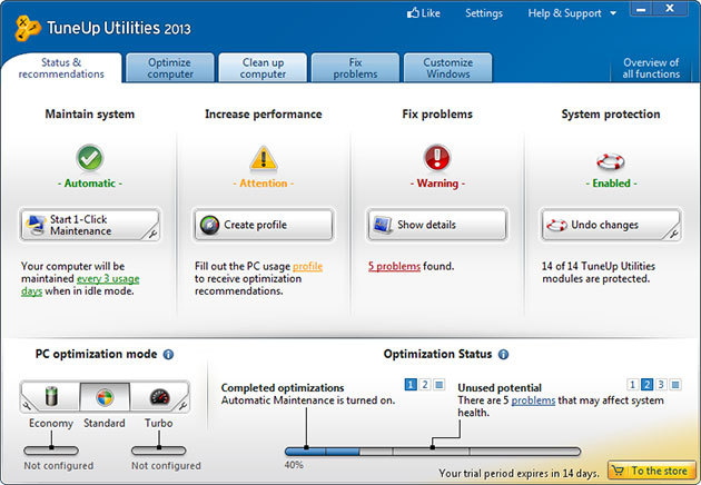 TuneUp Utilities 2013 v13.0.3020.7 - Neowin