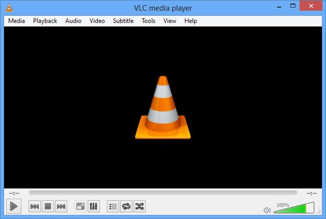 ������ ����������� ������ VLC Media Player 2.1.5 �� ��� �����