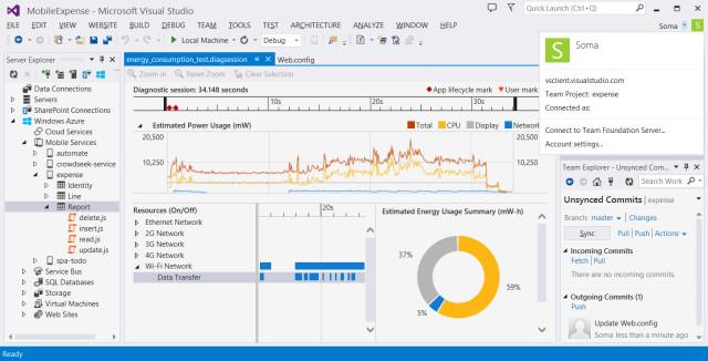 2013 Visual Studio
