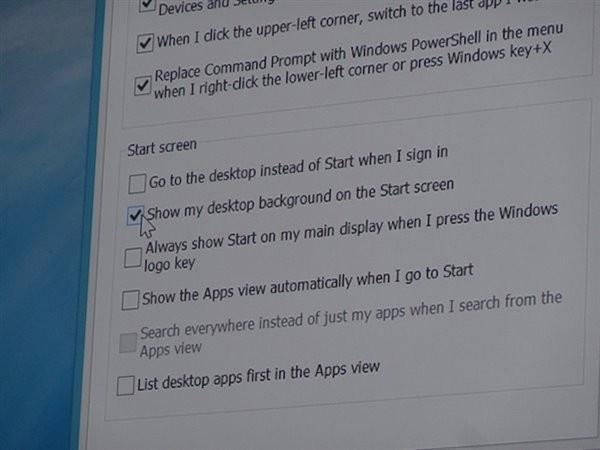 Boot to Desktop option in Windows 8.1