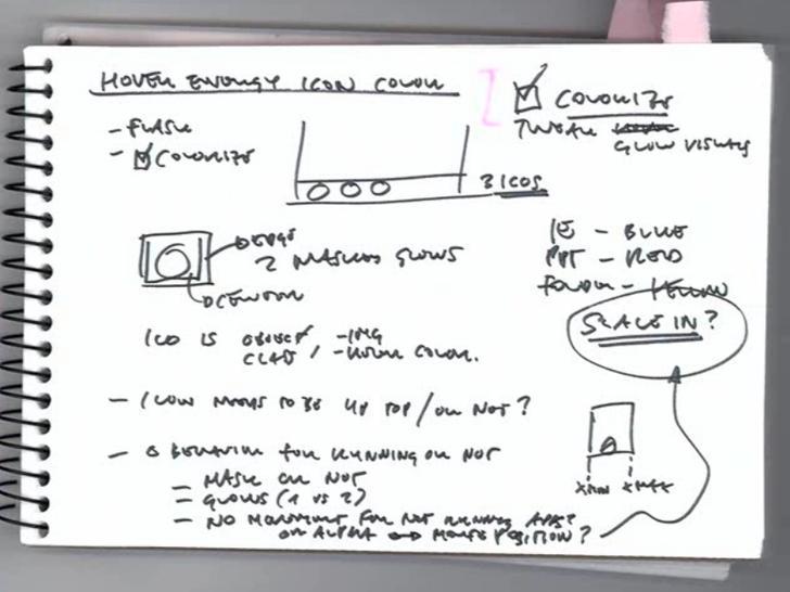 حصريا سريعة مراحل تصميم Windows المطورين (فيديو وصور)