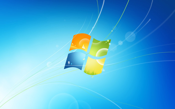 pics photos windows 7 rtm default wallpaper the design story