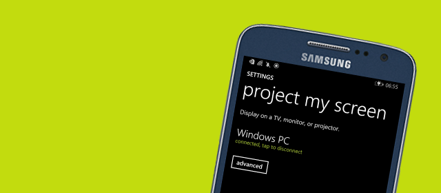 Windows Phone 8 1 'Project My Screen' PC app now available - Neowin