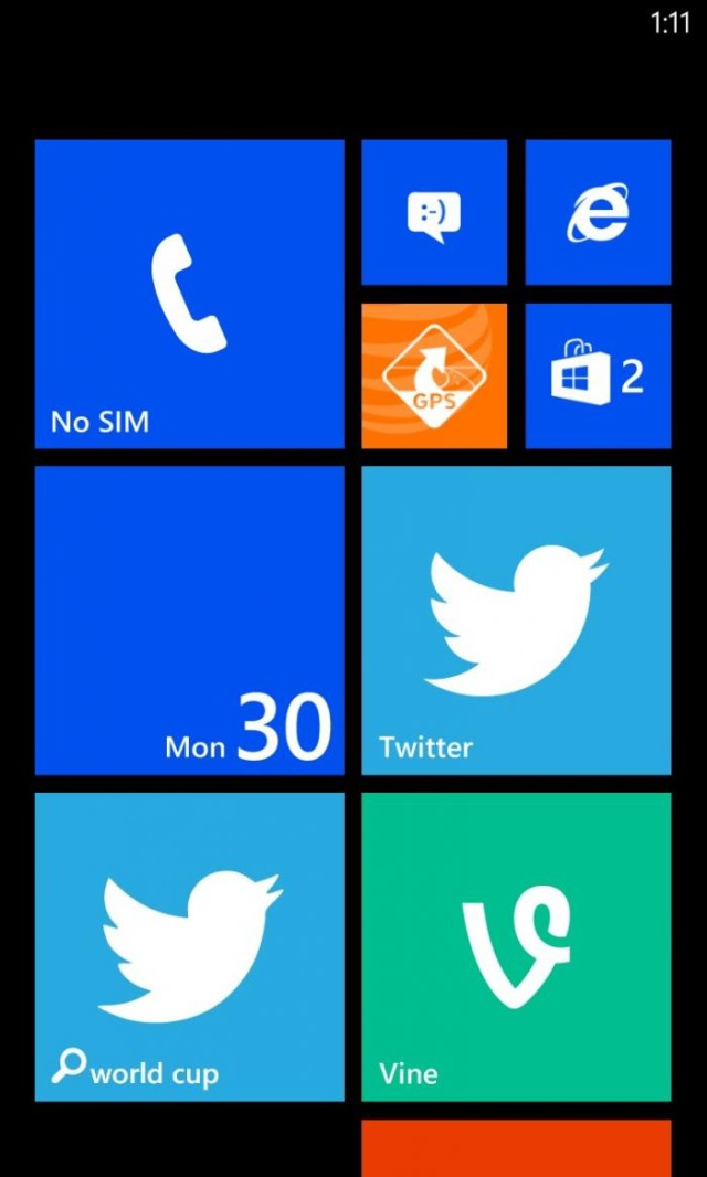 Did Twitter accidentally reveal its Vine Windows Phone 8 ...
