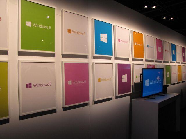 Microsoft продала более 200 млн копий Windows 8