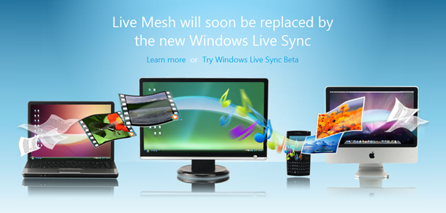 windowslivemesh