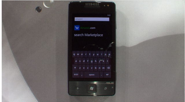 windowsphone7search