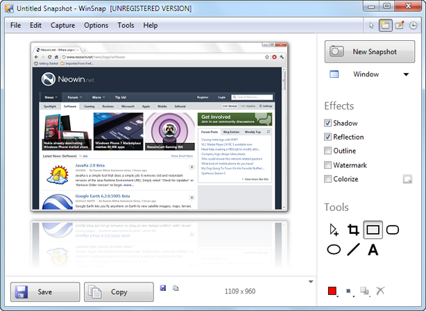 Version 4.0.7 (June 3, 2013) * Default window size changed to fit widescree