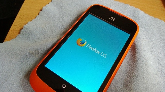 ZTE Open Unboxing and first impressions of Firefox OS