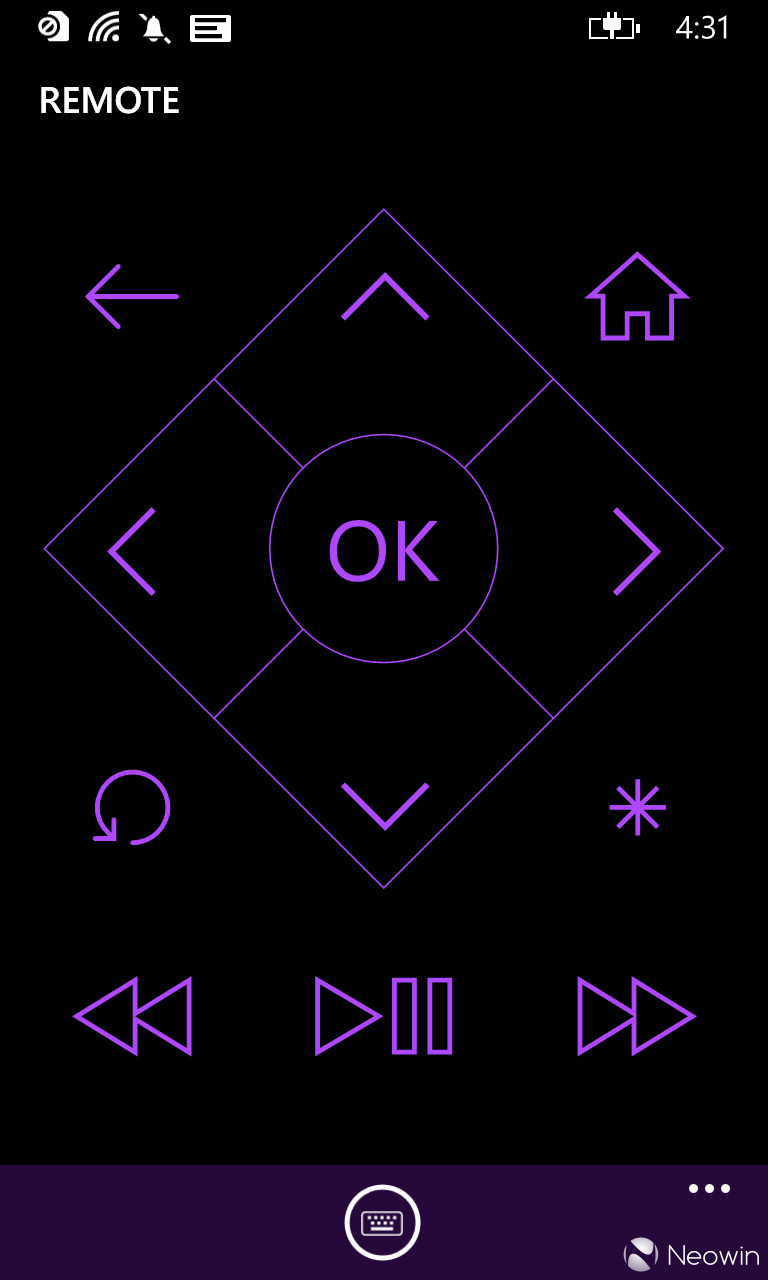 Roku Box Canada: Roku Debuts Official Windows Phone App