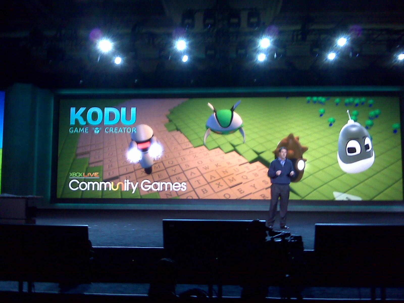 Kodu Game Creator