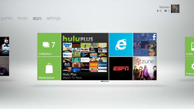 Internet Explorer coming to Xbox 360 with Kinect controls ...