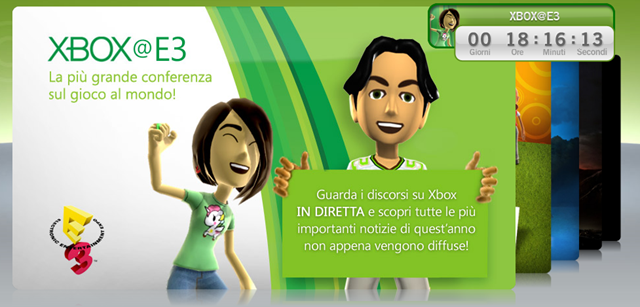xbox360 countdown