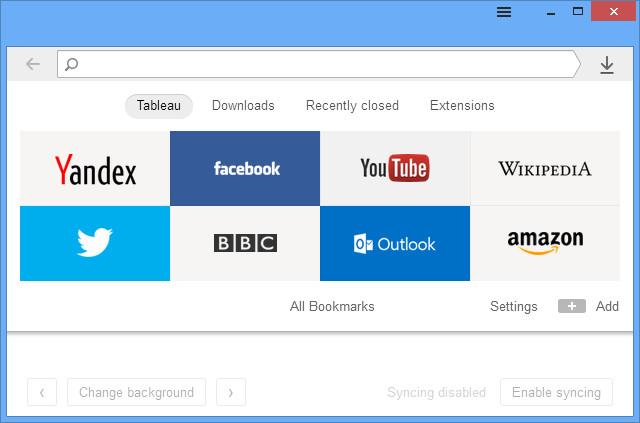 Yandex Browser 14 5 1847 18274 - Neowin